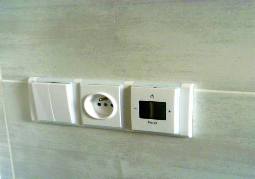 Domovní elektroinstalace - ovládání a vypínače
