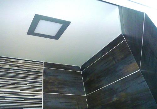 Domovní elektroinstalace - stropní světlo