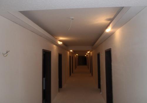 Domovní elektroinstalace - osvětlení chodby
